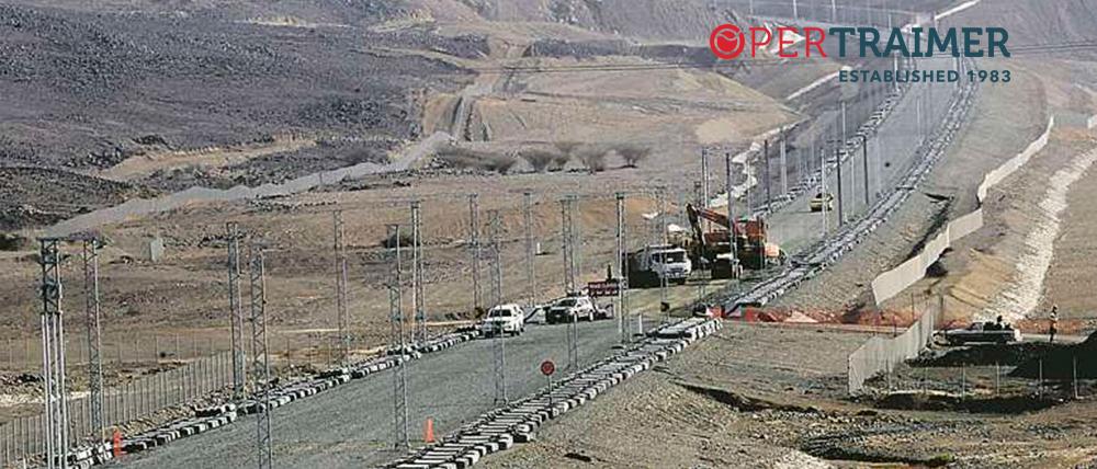 Construcción del AVE a La Meca.