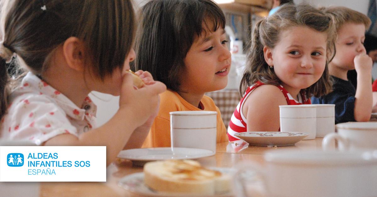 Operinter colabora con Aldeas Infantiles SOS