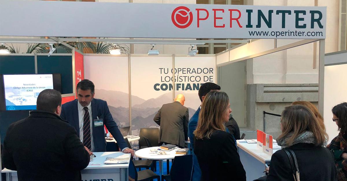 Operinter ha participado en la feria IMEX celebrada en Madrid.