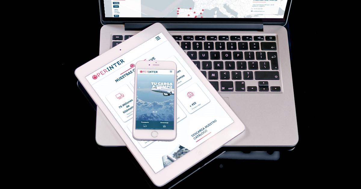 La nueva web de Operinter es más moderna, segura y accesible