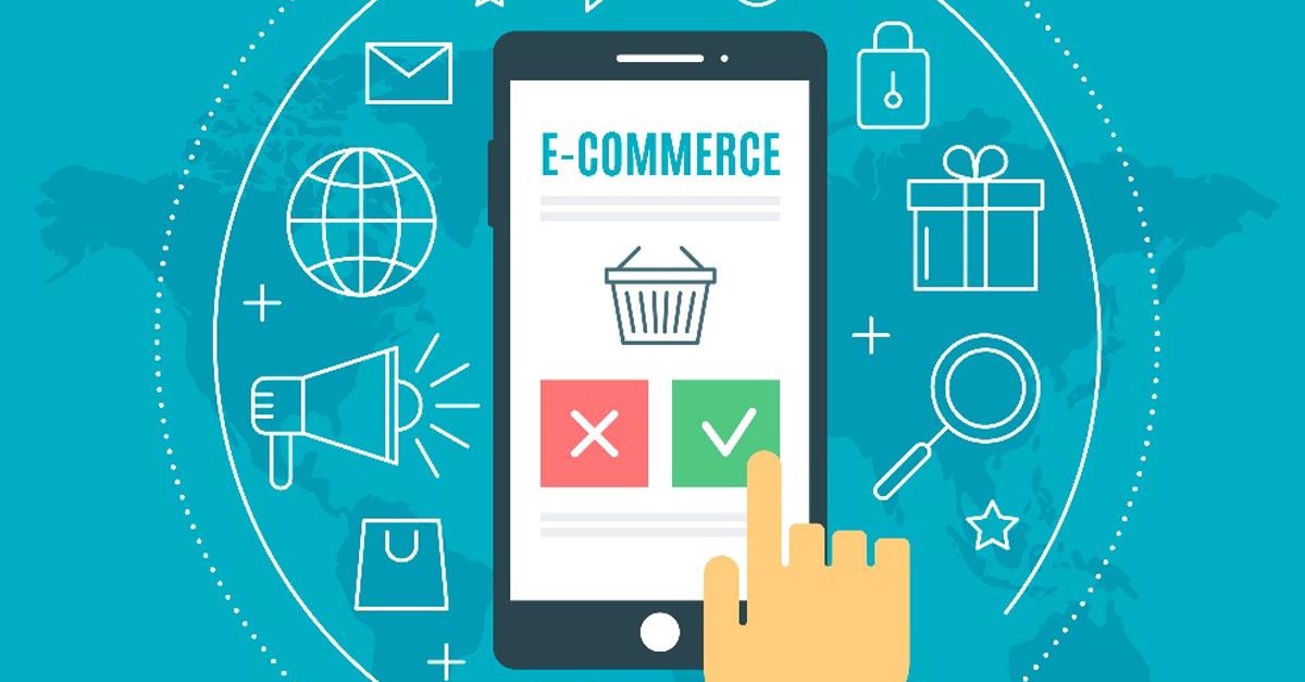 El e-commerce sigue aumentando en el mundo