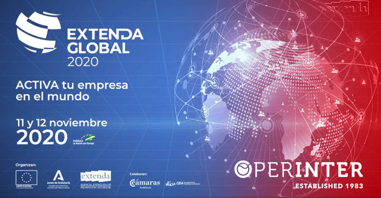 Operinter will show its know how in #ExtendaGlobal.