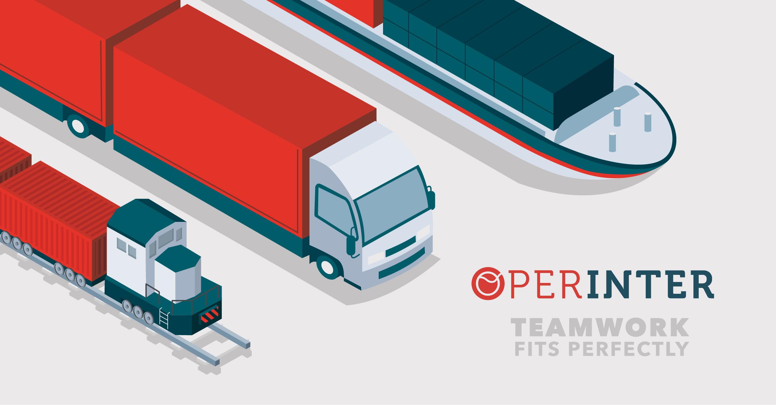 La intermodalidad, clave para el transporte de mercancías del futuro.